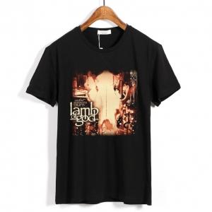 Merchandise T-Shirt Lamb Of God As The Palaces Burn