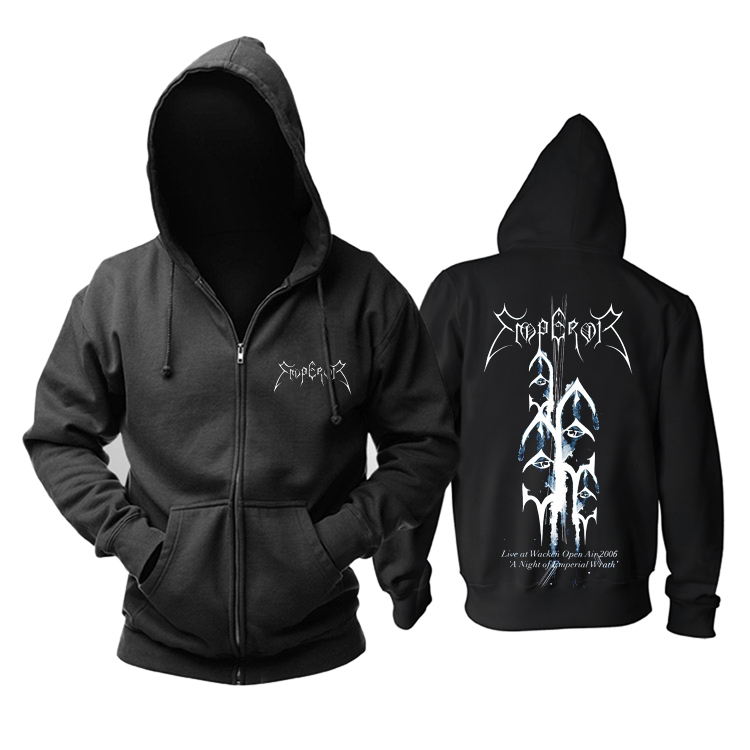 Collectibles Hoodie Emperor A Night Of Emperial Wrath Pullover