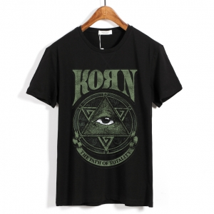 Merch T-Shirt Korn The Path Of Totality