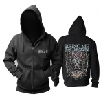 Collectibles Hoodie Bring Me The Horizon Deer Pullover