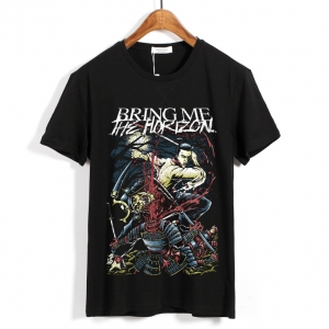 Merchandise T-Shirt Bring Me The Horizon Samurai