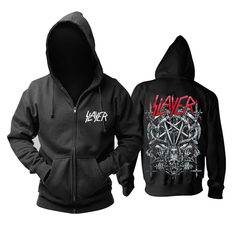 Collectibles Hoodie Slayer Evil Crest Pullover
