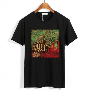 Merchandise T-Shirt Lamb Of God Ashes Of The Wake