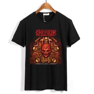 Merchandise T-Shirt Kreator Hordes Of Chaos - Ultra Riot