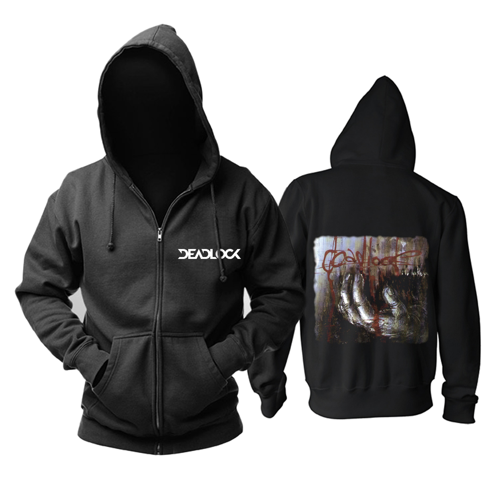 Collectibles Hoodie Deadlock I'Ll Wake Up Pullover