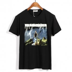 Merch T-Shirt Rammstein Till Lindemann