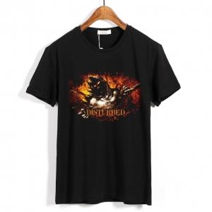 Merchandise T-Shirt Disturbed Asylum Rage