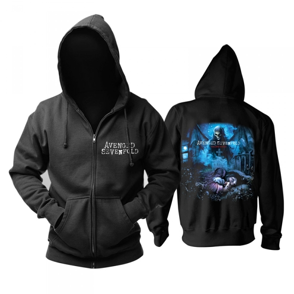 Buy Hoodie Avenged Sevenfold Nightmare Pullover Idolstore Последние твиты от mr nightmare (@mista_nightmare). buy hoodie avenged sevenfold nightmare