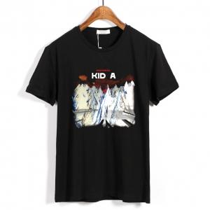 Collectibles T-Shirt Radiohead Kid A Black