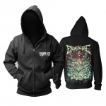 Merchandise Hoodie Escape The Fate Diva Nation Pullover