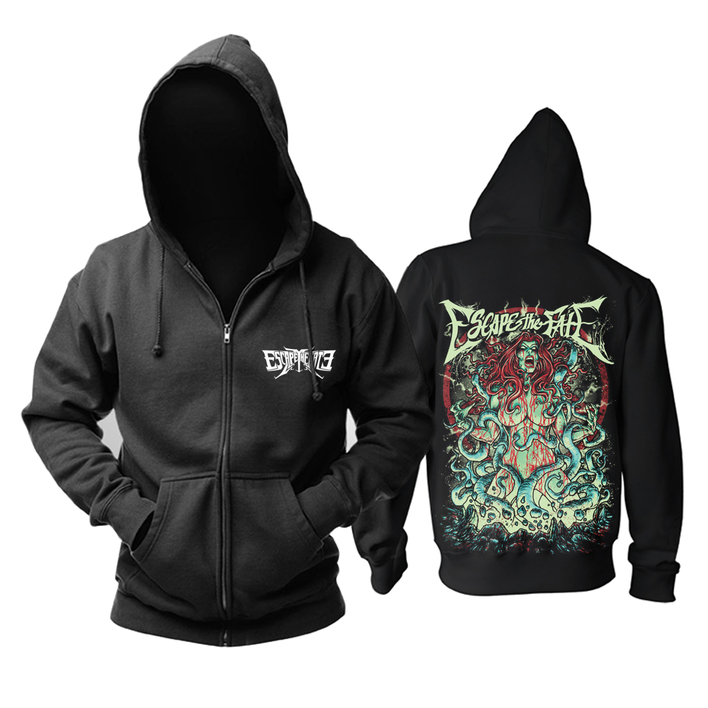 Collectibles Hoodie Escape The Fate Diva Nation Pullover