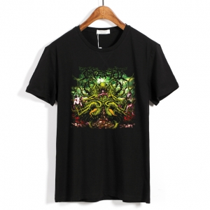 Merch T-Shirt Ingested Surpassing The Boundaries Of Human Suffering
