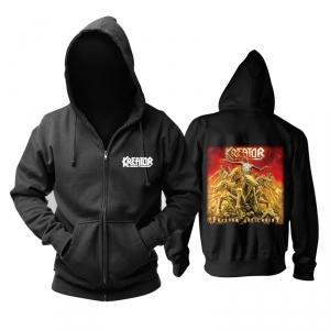 Merchandise Hoodie Kreator Phantom Antichrist Pullover