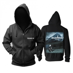 Collectibles Hoodie Eluveitie Slania Black Pullover