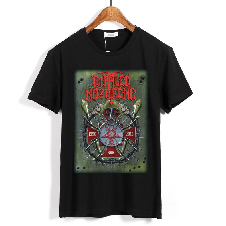 Merchandise T-Shirt Impaled Nazarene 1990-2012 Black