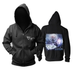 Merchandise Born Of Osiris Hoodie The Discovery Black Pullover
