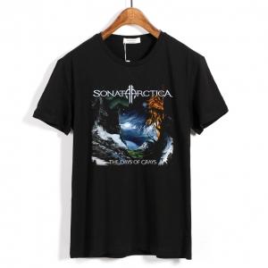 Merchandise T-Shirt Sonata Arctica The Days Of Grays