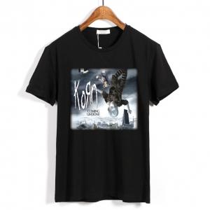 Merch T-Shirt Korn Coming Undone Metal