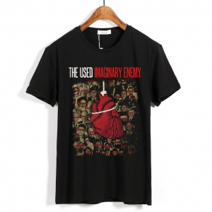 Merch T-Shirt The Used Imaginary Enemy