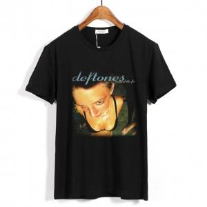 Merchandise T-Shirt Deftones Around The Fur
