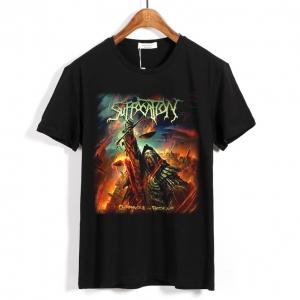 Collectibles T-Shirt Suffocation Pinnacle Of Bedlam