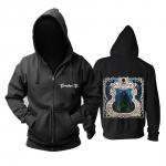 Merchandise Hoodie Finntroll Nifelvind Black Pullover
