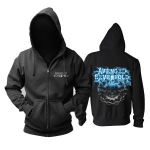 Merchandise Hoodie Avenged Sevenfold Logo Pullover