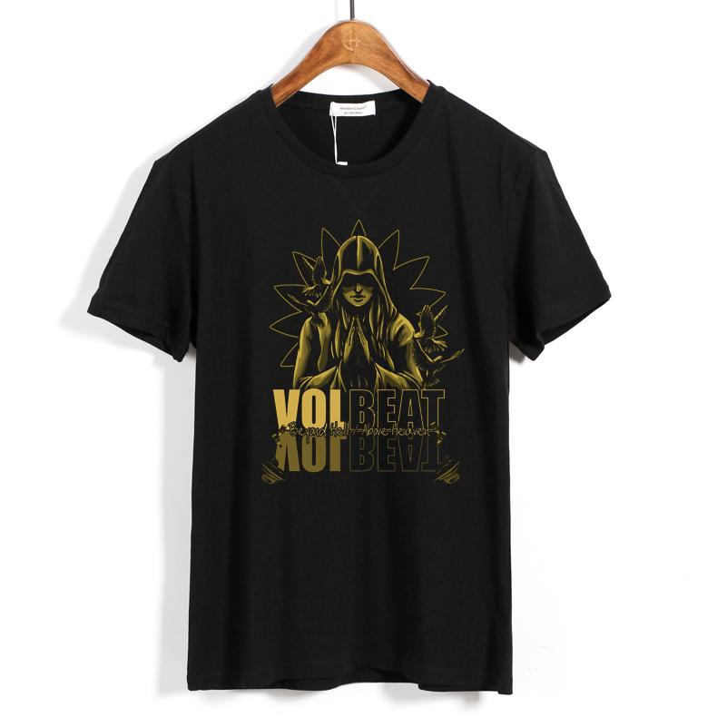 Merch - T-Shirt Volbeat Beyond Hell Above Heaven