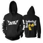 Merchandise Hoodie Black Sabbath Vol. 4 Black Pullover