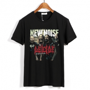 Merch T-Shirt Deicide New Noise Black