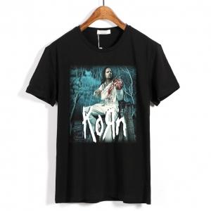 Merch T-Shirt Korn Jonathan Davis