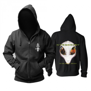 Merch - Hoodie Hypocrisy The Final Chapter Black Pullover