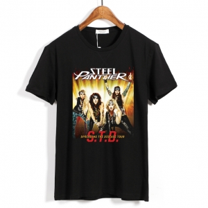 Merch T-Shirt Steel Panther Spreading The Disease Tour