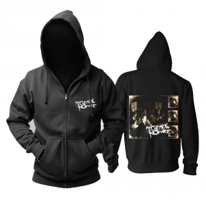 Collectibles Hoodie My Chemical Romance Band Black Pullover