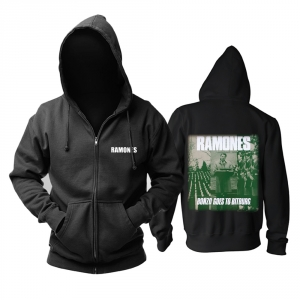Merchandise Hoodie Ramones Bonzo Goes To Bitburg Pullover