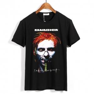 Merch Sehnsucht T-Shirt Rammstein Print