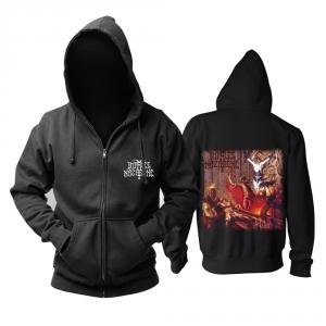 Merchandise Hoodie Impaled Nazarene Nihil Pullover