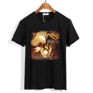 Merch T-Shirt Killswitch Engage Disarm The Descent Black