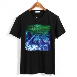 Merch T-Shirt Obituary Frozen In Time