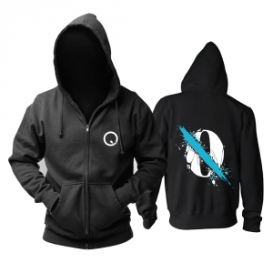 Merchandise Hoodie Queens Of The Stone Age Logo Pullover