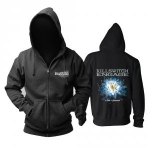 Merch Hoodie Killswitch Engage The End Of Heartache Black Pullover