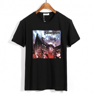 Collectibles T-Shirt Shinedown Us And Them
