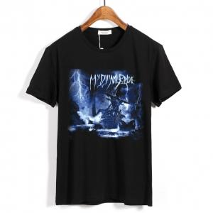 Merch T-Shirt My Dying Bride Deeper Down