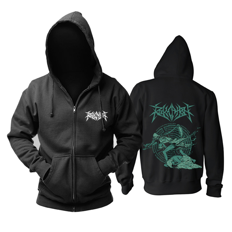 Collectibles Hoodie Revocation Death Took Her Child Pullover