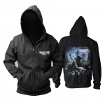 Merch Hoodie Paganizer 20 Years In A Terminal Grip Pullover