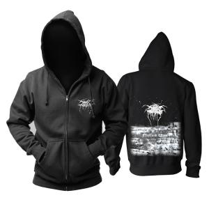 Merchandise Hoodie Darkthrone Frostland Tapes Pullover