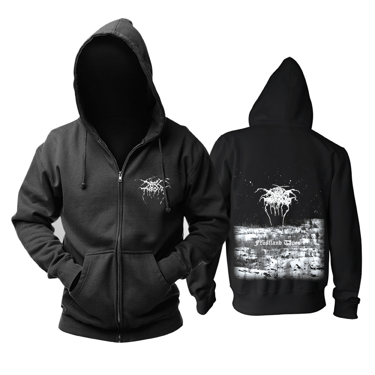 Collectibles Hoodie Darkthrone Frostland Tapes Pullover