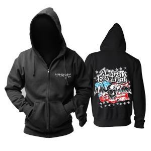 Merchandise Hoodie Avenged Sevenfold Pullover