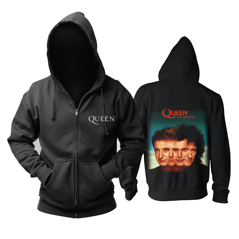 Collectibles Hoodie Queen The Miracle Pullover