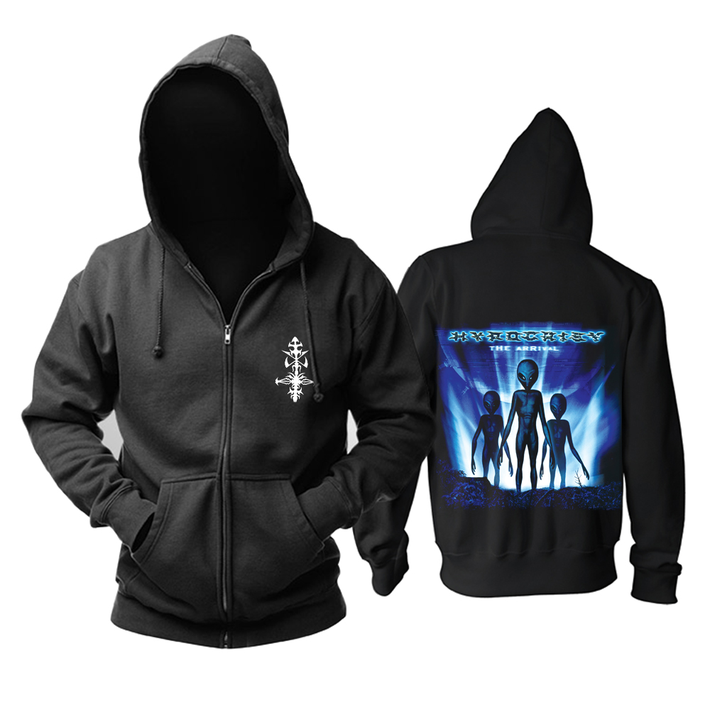 Collectibles Hoodie Hypocrisy The Arrival Pullover